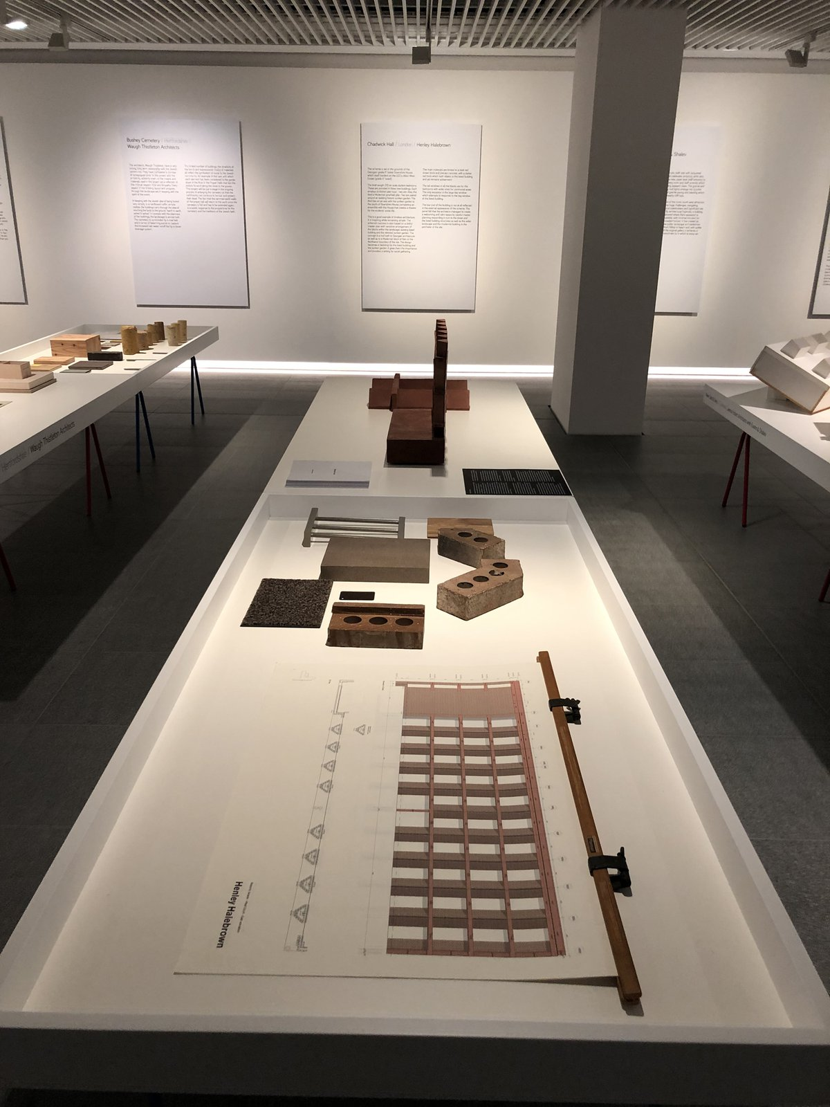 GHB RIBA Stirling Exhibition