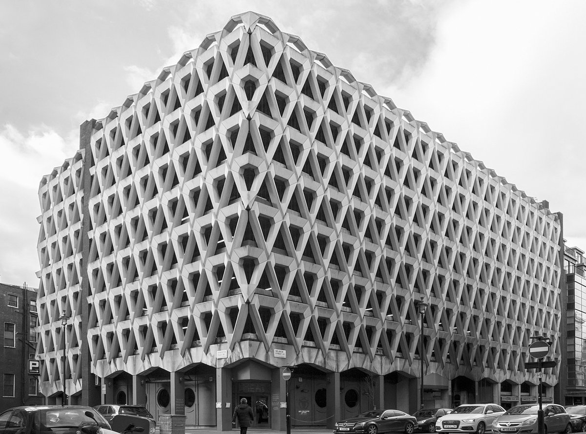 V&A should save this unique car park façade