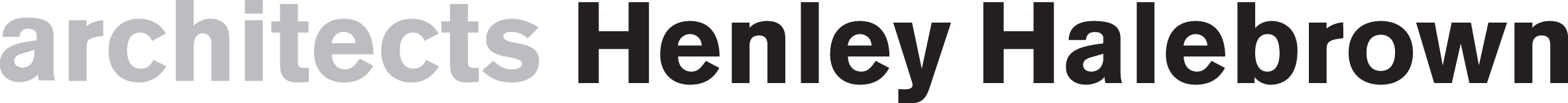 Henley Halebrown Architects logo